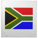 Bandera de Soutn África Servilleta De Papel