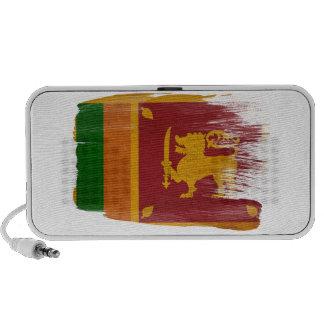 Bandera de Sri Lanka Mini Altavoces