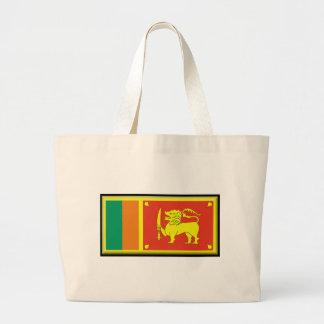 Bandera de Sri Lanka Bolsas