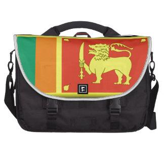 Bandera de Sri Lanka Bolsas Para Portatil