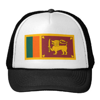 Bandera de Sri Lanka Gorro