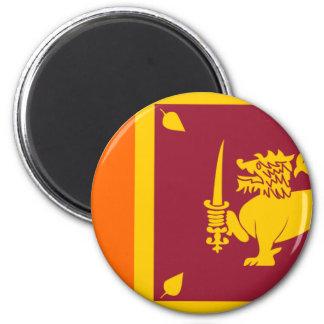 Bandera de Sri Lanka Iman Para Frigorífico