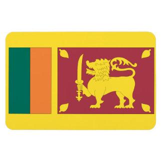 Bandera de Sri Lanka Imanes