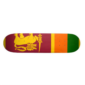 Bandera de Sri Lanka Monopatines