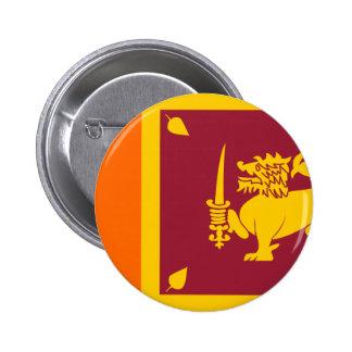 Bandera de Sri Lanka Pins