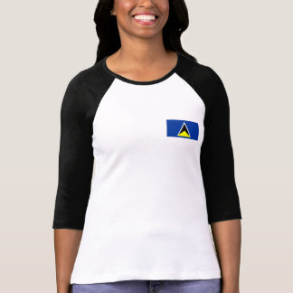 Bandera de St Lucia Remeras