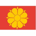 Bandera de Strondheim, Corea del Norte Esculturas Fotográficas