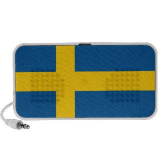 Bandera de Suecia Sistema Altavoz