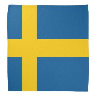 Bandera de Suecia Bandana