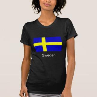 Bandera de Suecia Camisas