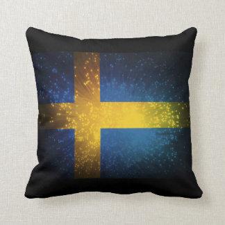 Bandera de Suecia Almohadas