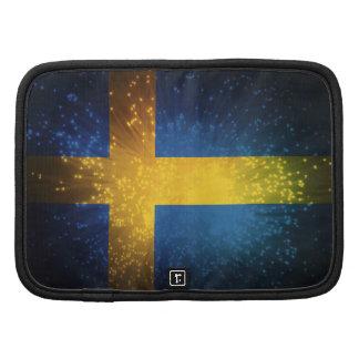Bandera de Suecia Planificadores