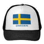 Bandera de Suecia Gorro De Camionero