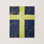 Bandera de Suecia Puzzles