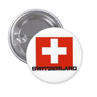 Bandera de Suiza Pins