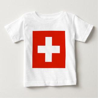 Bandera de Suiza Playera