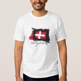 Bandera de Suiza Poleras