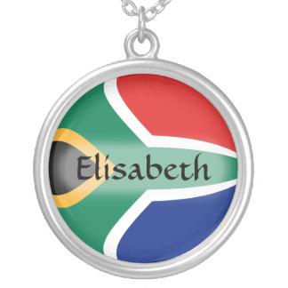 Bandera de Suráfrica + Collar conocido
