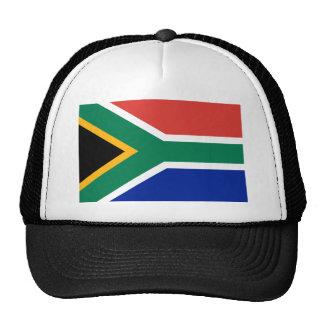 Bandera de Suráfrica Gorras