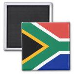 Bandera de Suráfrica Imanes De Nevera
