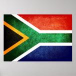 Bandera de Suráfrica Impresiones