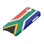 Bandera de Suráfrica iPhone 5 Cobertura