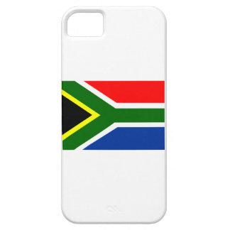 Bandera de Suráfrica iPhone 5 Fundas