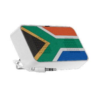 Bandera de Suráfrica iPhone Altavoz