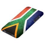 Bandera de Suráfrica iPod Touch Case-Mate Fundas