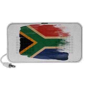Bandera de Suráfrica Laptop Altavoces