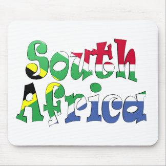 Bandera de Suráfrica Mouse Pad