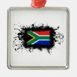 Bandera de Suráfrica Ornatos