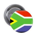 Bandera de Suráfrica Pin Redondo De 2 Pulgadas