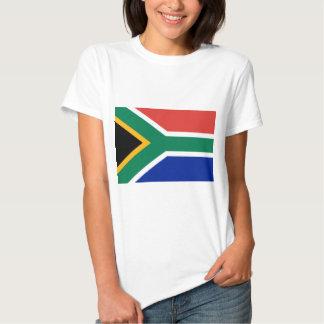 Bandera de Suráfrica Playeras