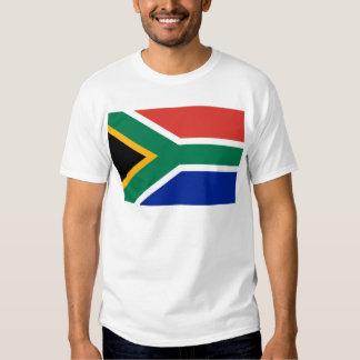 Bandera de Suráfrica Poleras
