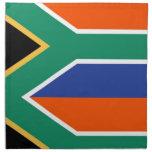 Bandera de Suráfrica Servilleta