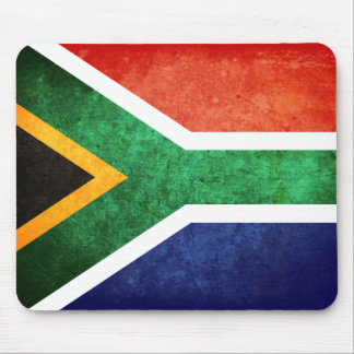 Bandera de Suráfrica Tapete De Ratón
