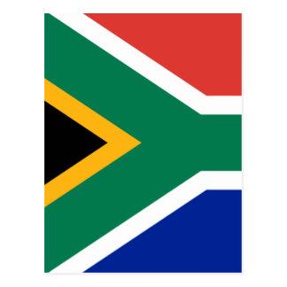 Bandera de Suráfrica Tarjetas Postales