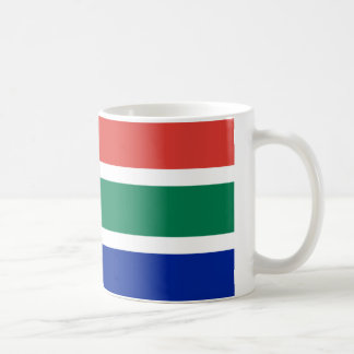 Bandera de Suráfrica Taza