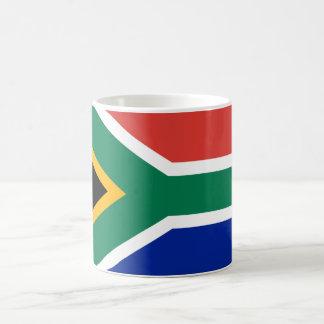 Bandera de Suráfrica Taza Clásica