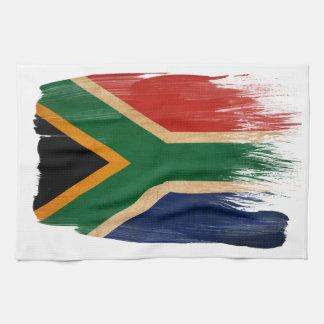 Bandera de Suráfrica Toalla De Mano