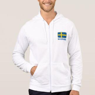 Bandera de Sverige Camiseta