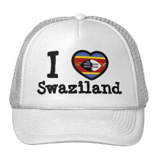 Bandera de Swazilandia Gorras