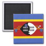 Bandera de Swazilandia Imán