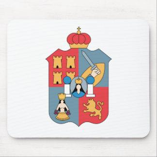 Bandera de Tabasco México Tapete De Ratones