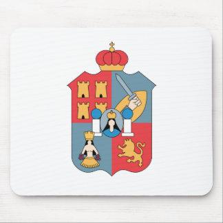 Bandera de Tabasco Alfombrillas De Ratones