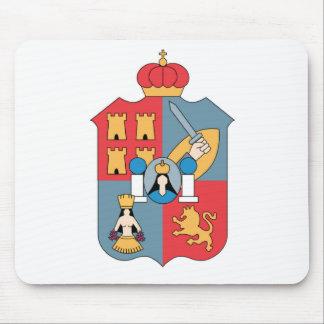 Bandera de Tabasco Tapetes De Ratón
