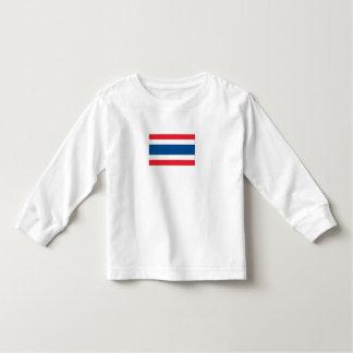 Bandera de Tailandia Playera