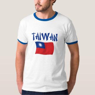 Bandera de Taiwán Playera