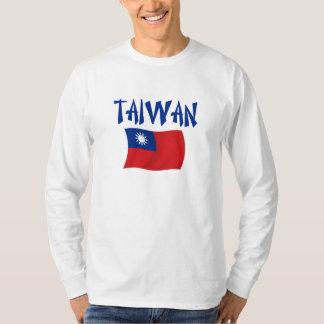 Bandera de Taiwán Polera
